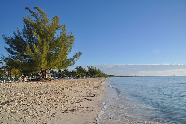 Brooksdale Travel Agency Bahamas Beach Excursion