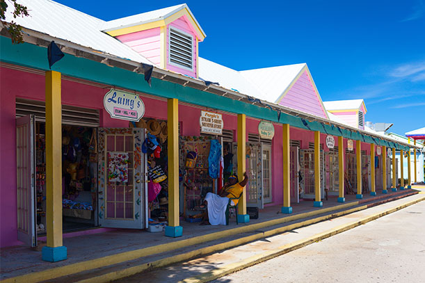 Brooksdale Travel Agency Places to visit in Bahamas